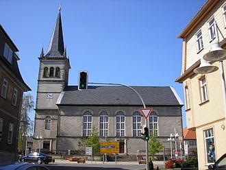 Gehren - Church