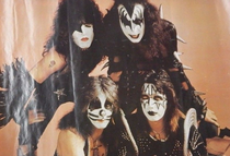 Foto do álbum Hotter than Hell (1974)