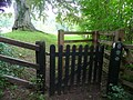 Kissing gate - geograph.org.uk - 965100.jpg