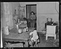 Kitchen in Home of Charles B. Lewis, Miner, Who Lives in Company Housing Project (3903230269).jpg