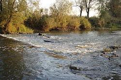 Річка в районі с. литвиновичі