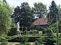 Kloostertuin St-Gregor, Missiehuis St-Michael, Steyl - beeld Goede Herder.jpg
