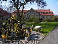 Kloster Langheim Ökonomiehof