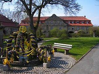 Langheim Abbey monastery