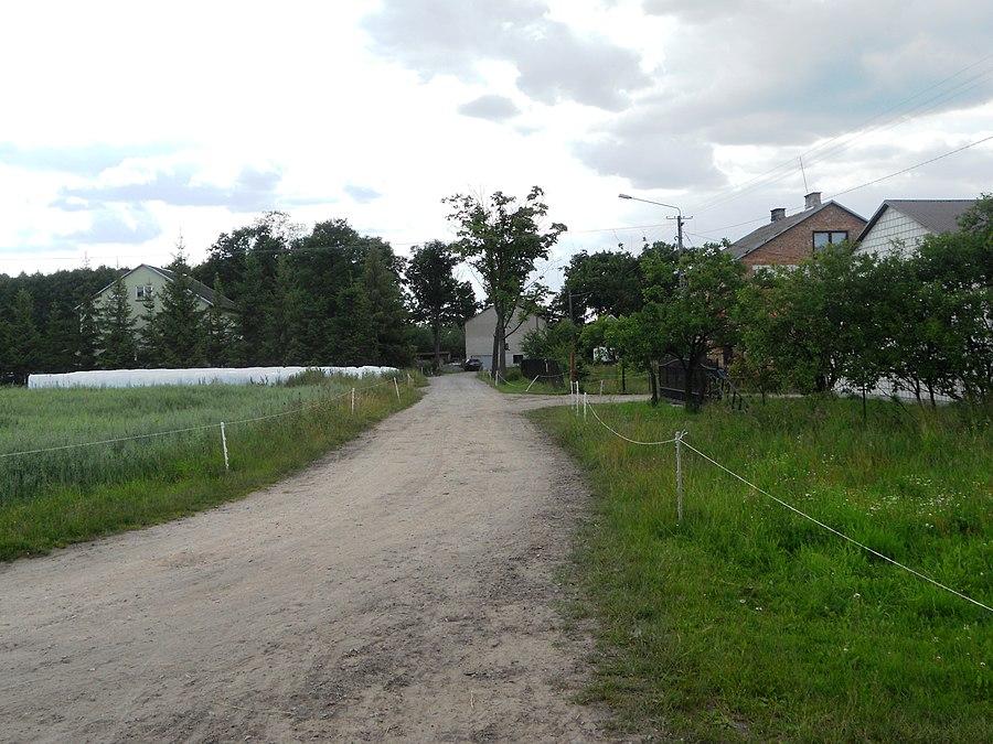 Kluki, Gmina Mińsk Mazowiecki