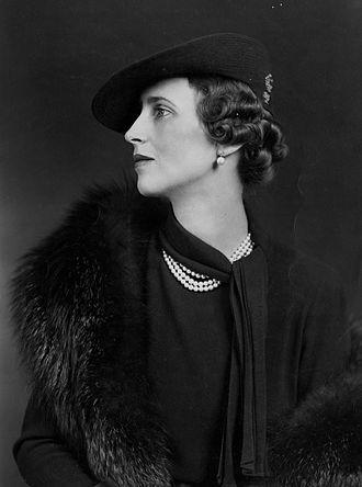 Princess Olga of Greece and Denmark - Princess Olga in 1939