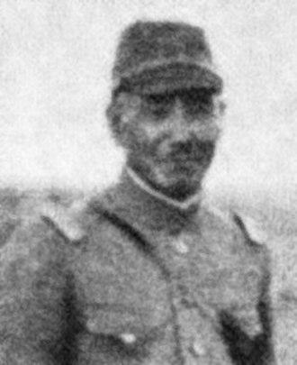 Michitarō Komatsubara - General Michitarō Komatsubara