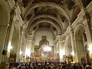Czech and Slovak Orthodox Church - Interior
