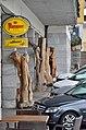 Kongresshaus Millstatt, statues.jpg