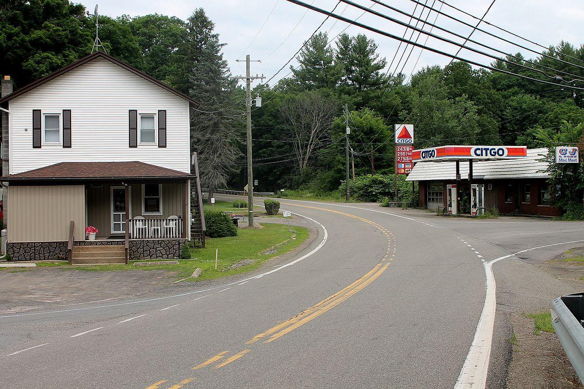 State Of Union >> Union Township, Luzerne County, Pennsylvania - Wikipedia
