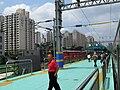 Korail Gyeongui Line Gajwa Temporary Station.jpg