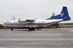 Kosmos Airlines, RA-11025, Antonov An-12BP (36969143194).jpg