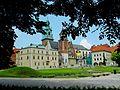 Krakow-PL-(Zamek Królewski na Wawelu-Schloß Wawel-7)-damir-zg.jpg