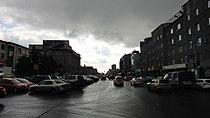 Krasny Avenue corner with street Yadrintsevskaya.JPG