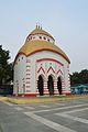 Krishnachandreswar Shiva Mandir - South-eastern View - Bhukailash Rajbati Estate - Kidderpore - Kolkata 2015-12-13 8222.JPG