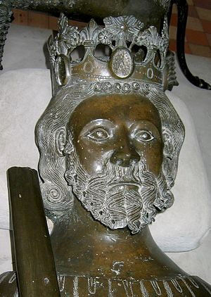 Christopher II of Denmark - Christopher II's tomb effigy at Sorø Abbey.