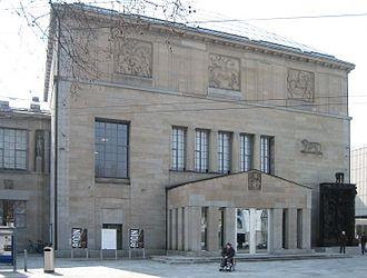 Kunsthaus Zürich - Image: Kunsthaus Zürich