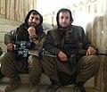 Kurdish PKK Guerillas (21325399910).jpg