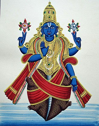 Kurma - Incarnation of Vishnu as a Turtle