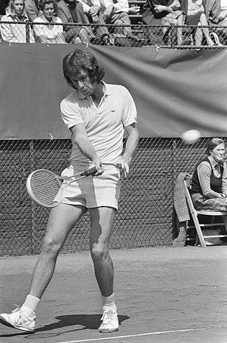 Paul Kronk - Kronk at the 1974 Dutch Open