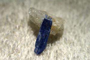 Kyanite - Deep blue kyanite