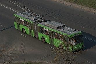Antonov - Kiev-12 trolley bus