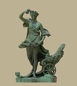 """Aurora"", Bronze, 1693, Musée du Louvre"