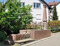Lörrach-Brombach - Brunnen in der Hüsingerstraße.jpg