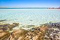 La Pelosa beach, north Sardinia (Italy) (24174772006).jpg