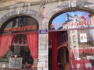 Place de la Trinité - The Guignol's house