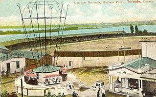 Hanlans Point Stadium