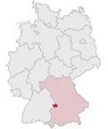 Dillingen an der Donau - Königstraße - Niemcy