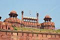 Lahori Gate Ramparts - Red Fort - Delhi 2014-05-13 3140.JPG