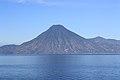 Lake Atitlan, Volcan San Pedro (15339126093).jpg