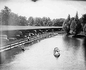 History of Saint Paul, Minnesota - Lake Phalen in 1905