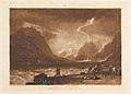 Lake of Thun, Swiss (Liber Studiorum, part III, plate 15) MET DP821376.jpg