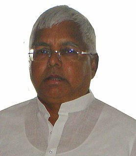 Lalu Prasad Yadav Indian politician