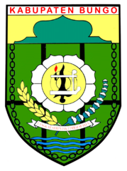 Lambang Kabupaten Bungo