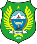 lambang / logo kabupaten Halmahera Barat