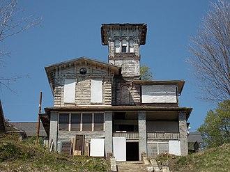 Lambrite–Iles–Petersen House - April 2015