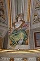 Lamporecchio, villa rospigliosi, interno, salone di apollo, con affreschi attr. a ludovico gemignani, 1680-90 ca., segni zodiacali, cancro 02.jpg