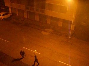File:Lancio di un fuoco d'artificio.ogv