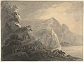 Landscape with Hill, Lake and Figures MET DP833811.jpg