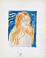 Large Boston Public Garden Sketchbook- A nude woman with red hair MET DT3406.jpg