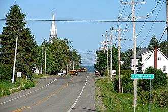 Laverlochère, Quebec - Image: Laverlochere QC 1
