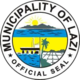 Official seal of Lazi