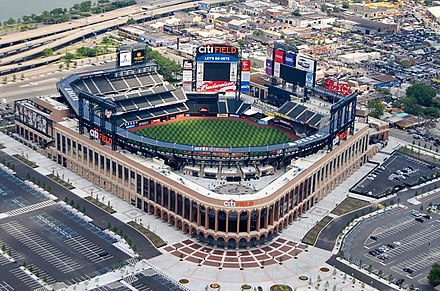 Citi Field, home of the New York Mets in Queens Le Citi Field.jpg