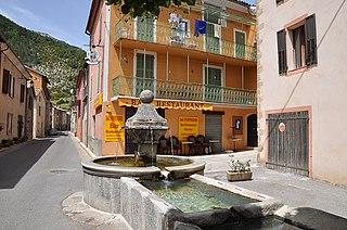 Le Fugeret Place in Provence-Alpes-Côte dAzur, France