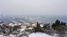 Le Port de Sète sous la neige.jpg