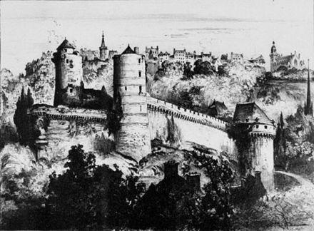 Castillo de Fougères - Wikiwand